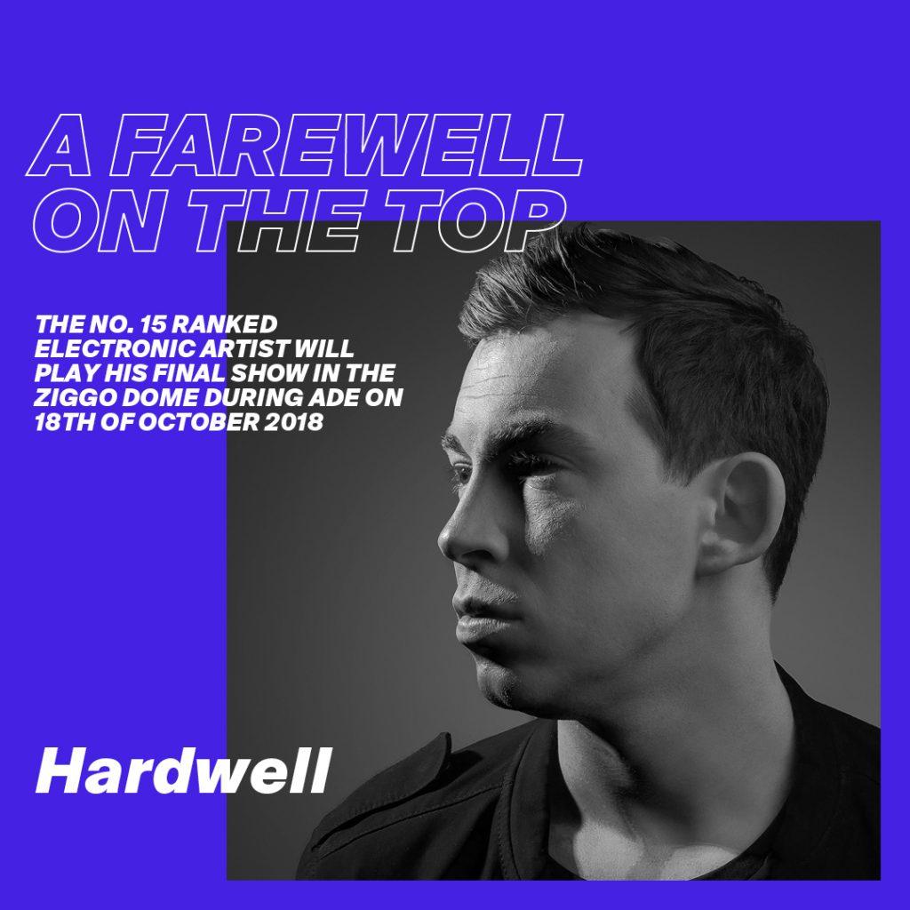Hardwell on ADE 2018